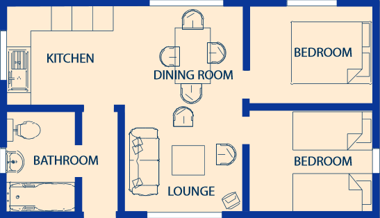 Ash Lodge Floor Plan
