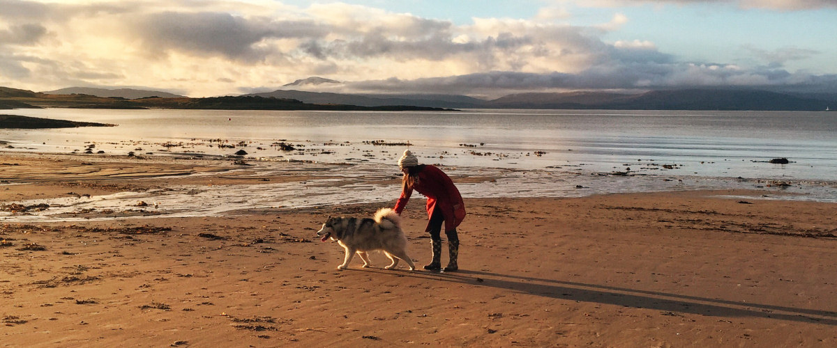 Pet Friendly Holiday lodges in Oban, Argyll, Scotland